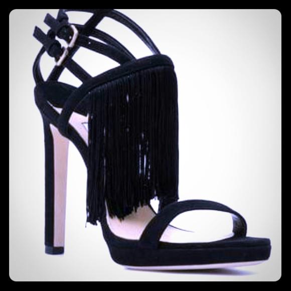 Jimmy Choo Shoes | 120cm Heel Fringe